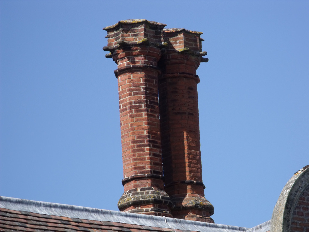 Stucco Chimney Problems
